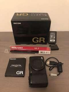 Ricoh GR I (APS-C)