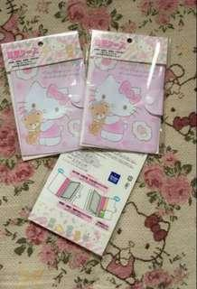 Hello kitty passport holder authentic from Japan