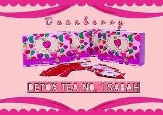 Detox tea viral di sabah