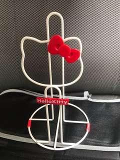 Hello Kitty 廚房抹手紙座枱架