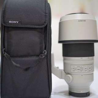 🚚 Sony FE100-400GM鏡頭 F4.5-5.6公司貨 高雄視冠購入