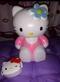 Hello kitty alkansya/coin bank