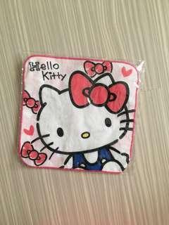 🚚 凱蒂貓小方巾
