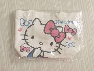 🚚 凱蒂貓帆布小包包