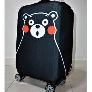 Luggage Cover - Black Bear