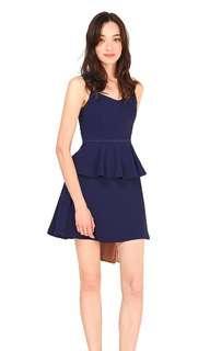 *New* Fayth Peplum Dress
