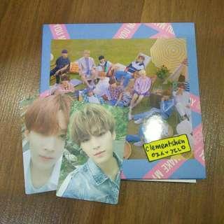 Seventeen You Make My Day YMMD Taiwan Edition Album