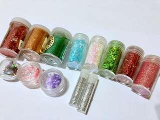 Selling Glitters for cheap!