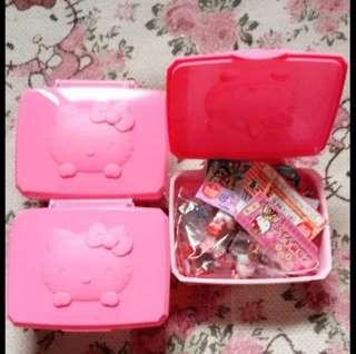 Hello kitty organizer authentic from Japan
