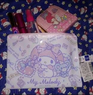 My Melody Pouch Authentic from Japan