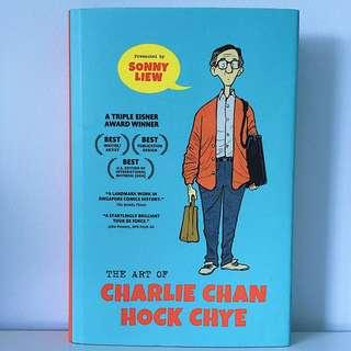 The Art of Charlie Chan Hock Chye HC
