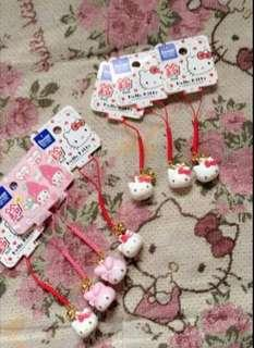 Hello kitty/My Melody Phone accesory authentic