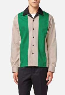 AMI Paris Camp Collar Shirt