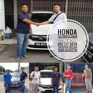 Honda (Years Ends Sale) Promotion 2018