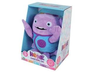 Brand new Dreamworks home alien (dance and spin)
