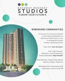 New Condo to be launch soon! Invest now!