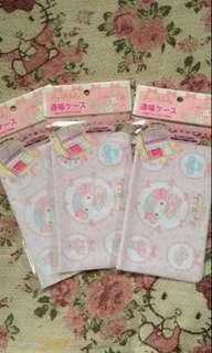 My Melody passport holder authentic from Japan