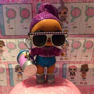 """LOL Surprise doll series 4 Bling Queen """"RARE"""""""