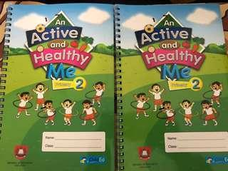 An active and healthy me p2