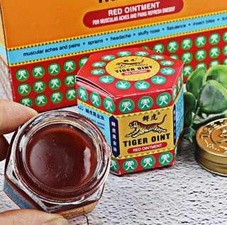 Tiger Red Ointment
