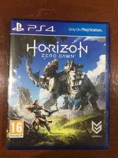 Horizon - Zeron Dawn