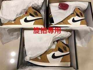Nike Jordan 1 OG Respect 小麥色 黃金10號 紀念款 超好搭 Supreme bape yeezy airmax offwhite