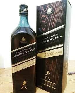 Ori! Johnnie Walker Double Black