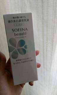 🚚 Sofina美白瀅潤滲透乳 清爽型