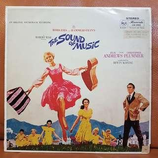 Reserved: The Sound of Music Vinyl Record