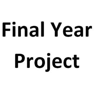 Final Year Project - FYP