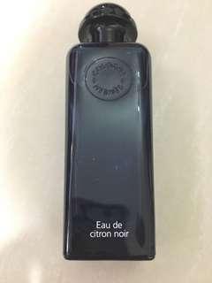 Hermes Eau Citron Noir eau de cologne 100ml 淡古龍水