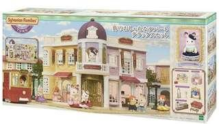 *Xmas sales* Sylvanian Families Town Series departmental store gift set