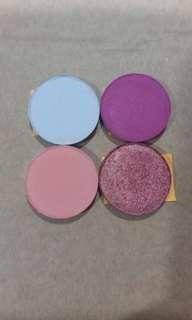 Colourpop Single Eyeshadow Bundle