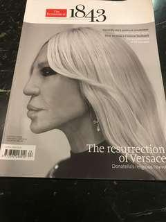 The Economist: includes The Resurrection of Versace; How to snag a Chinese husband; Computer Gaming The world's newest sport