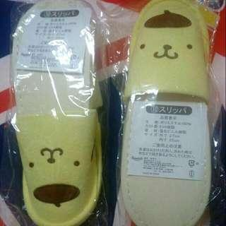 Sanrio 布甸狗 拖鞋 一番賞