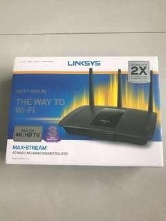 Linksys Ac1900+ MU- MIMO Gigabit router