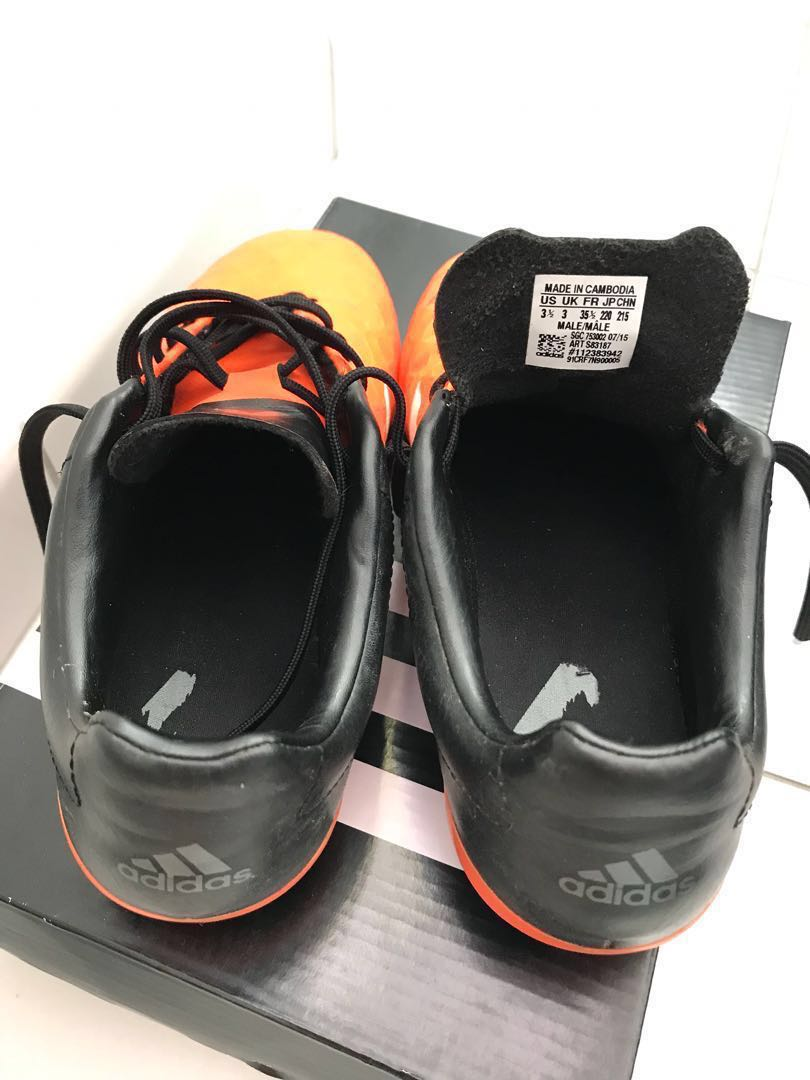 more photos 24400 92430 Adidas Ace Soccer Shoes(Kid), Sports, Sports Apparel on Caro