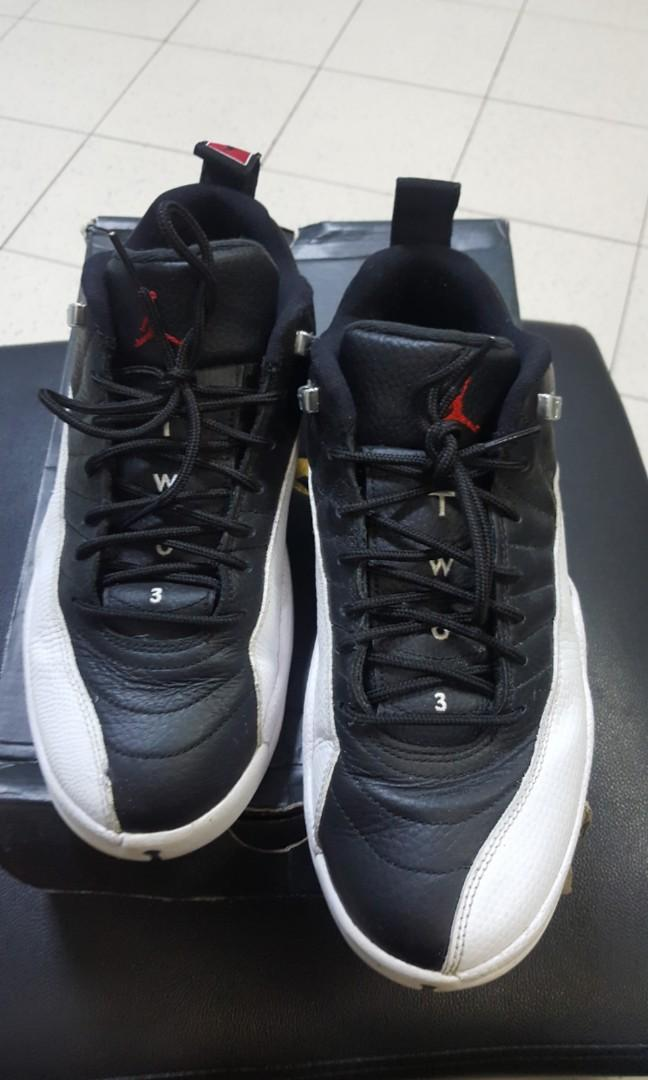 chaussures de sport 24ba2 909d8 Air Jordan Retro 12 Low, Men's Fashion, Footwear, Others on ...
