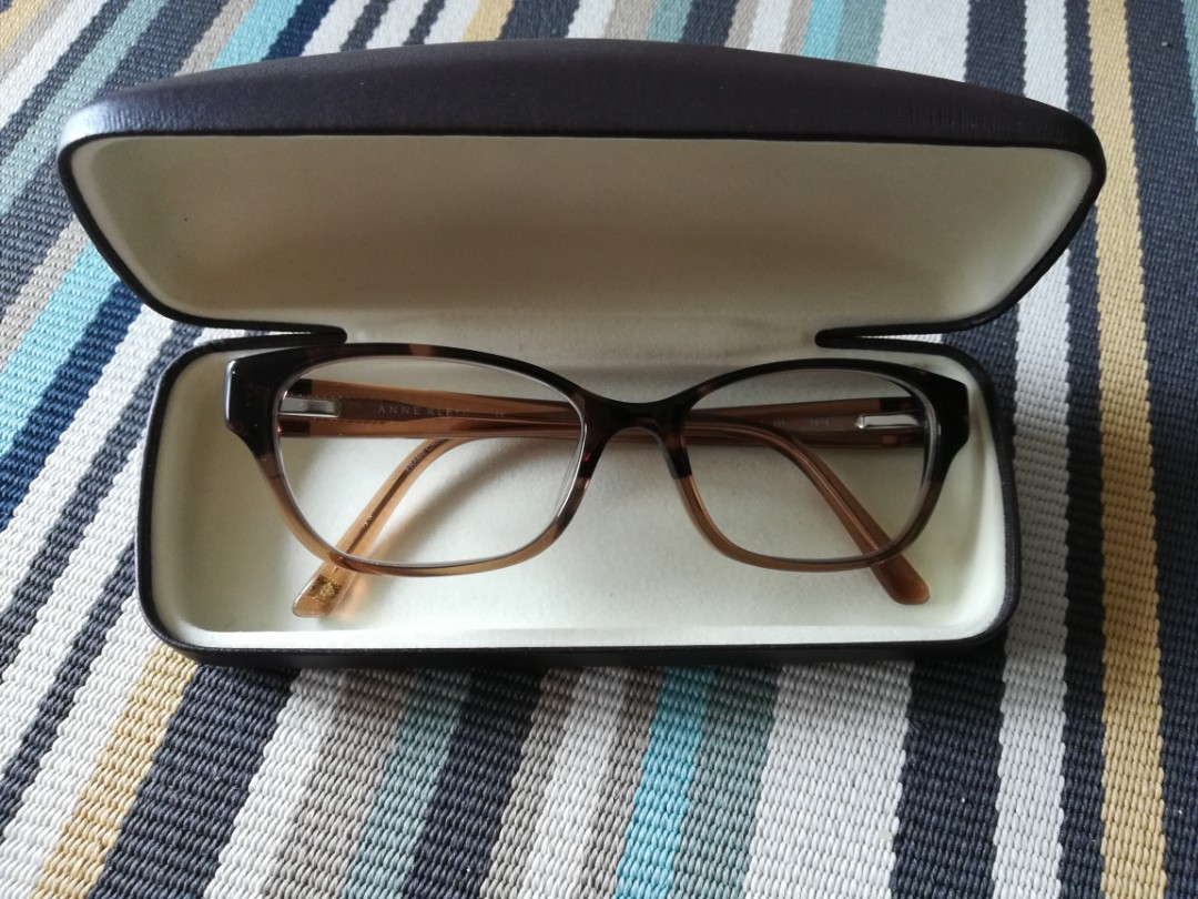 caf12d78f8e REDUCED  Anne Klein eye glasses   case