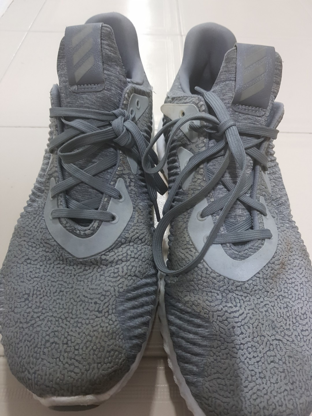 more photos 19d0a e84ee Authentic Addidas Alpha Bounce, Mens Fashion, Footwear, Sneakers on  Carousell