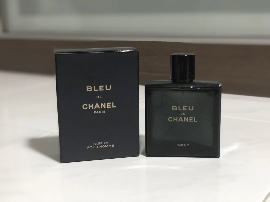 Bleu De Chanel Parfum Health Beauty Perfumes Deodorants On