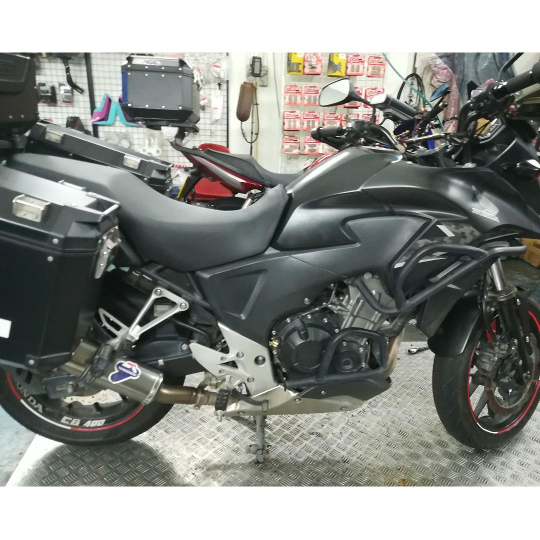 CB400X *Fan Motor *Fan, Motorbikes, Motorbike Accessories on