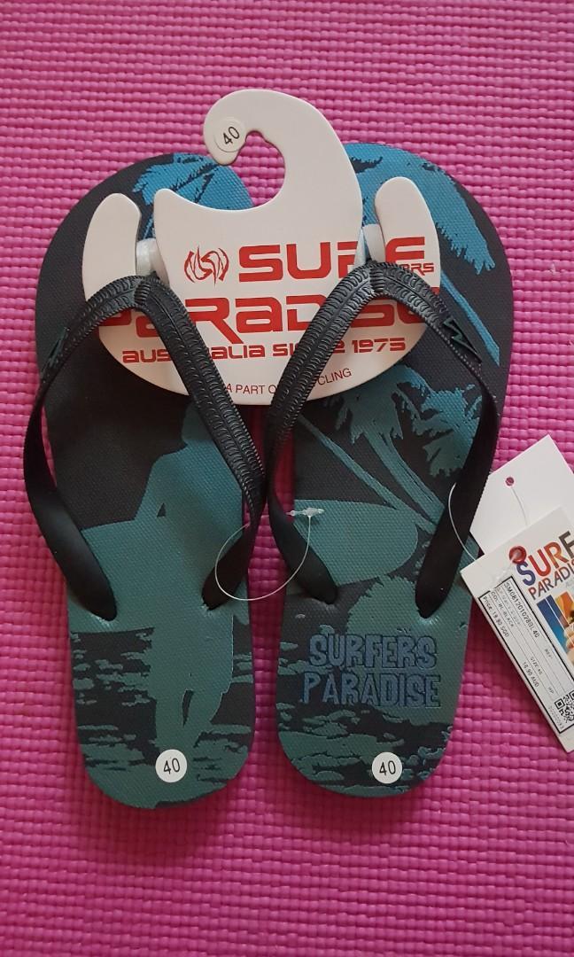 Clearance Surfers Paradise men slipper