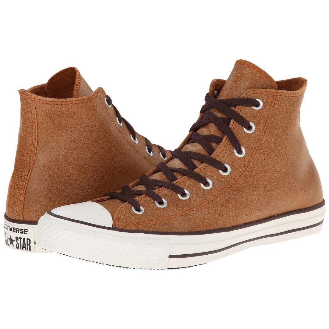 cc01eb6dbf2d CONVERSE Chuck Taylor Leather Brown