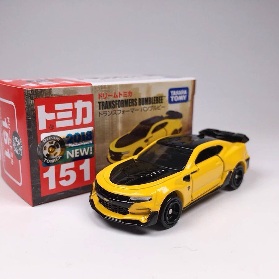Tomica Dream Tomica No.151 Transformers Bumblebee