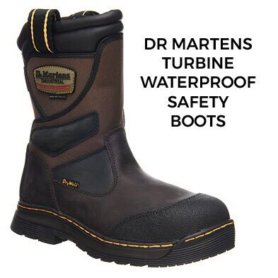 c3122dbf48e Free Shipping] Dr. Martens Turbine Rigger Safety Boot, Men's Fashion ...