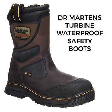 Dr. Martens Turbine Rigger Safety Boot