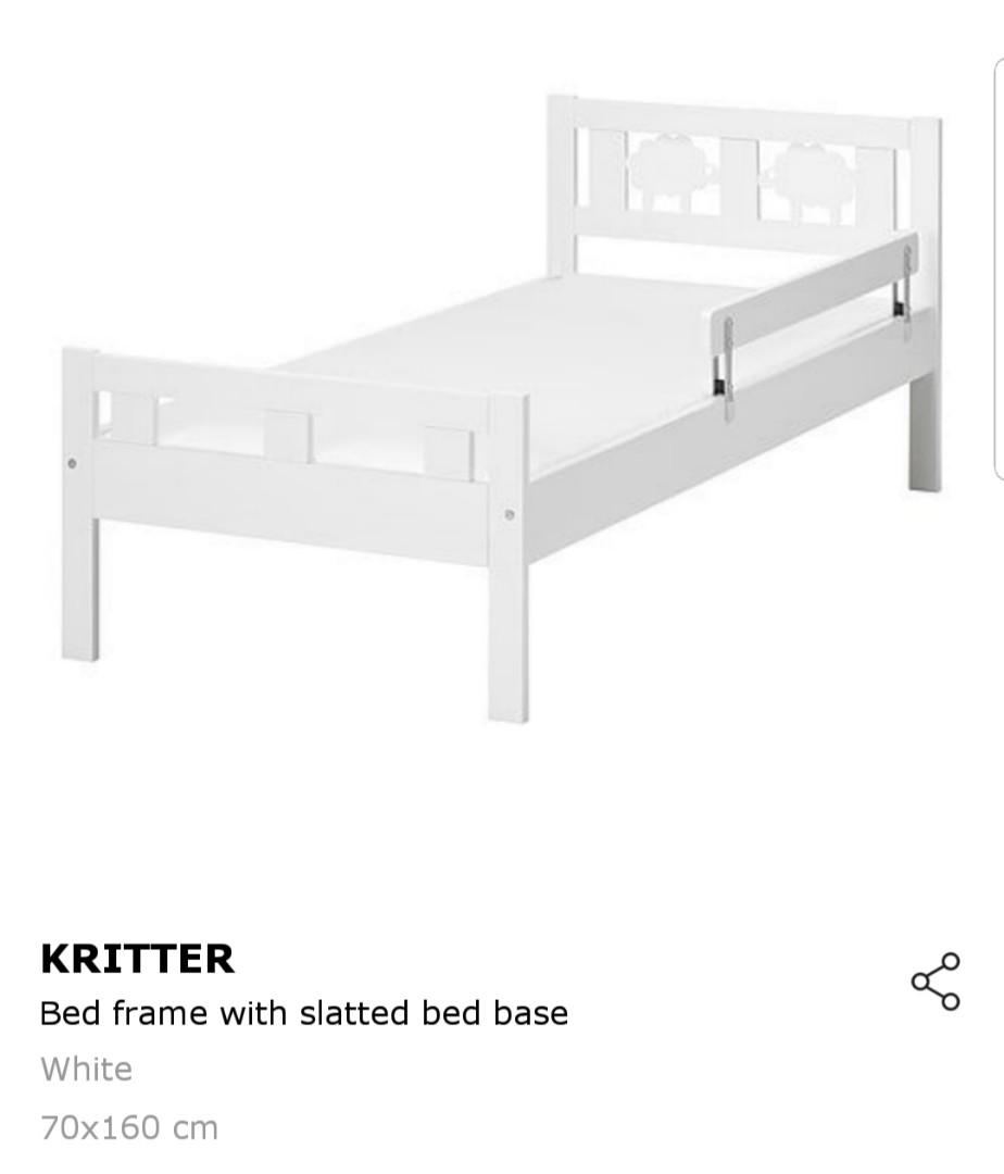 Ikea Kritter Children S Bed Furniture Beds Mattresses On Carousell