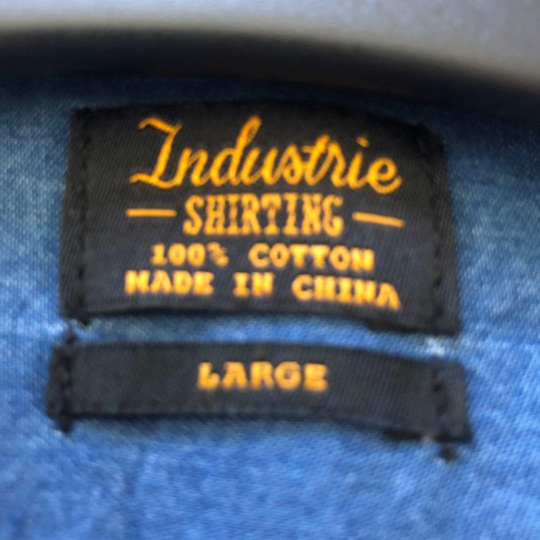 Industrie Denim Shirt