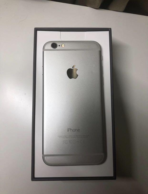 Iphone 6 - 64gb (silver)
